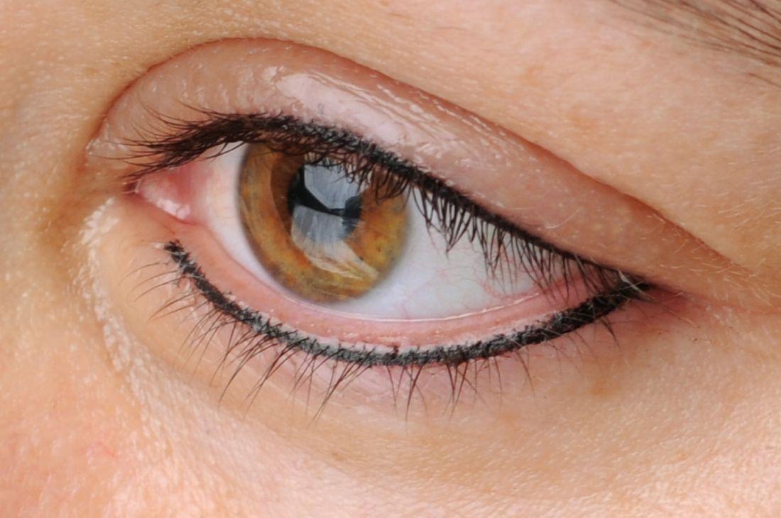 Begleiterscheinungen Permanent Make Up Augenbrauen Lidstrich