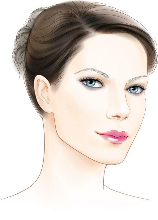 Sommertyp Permanent Make Up Augenbrauen Lidstrich Lippen